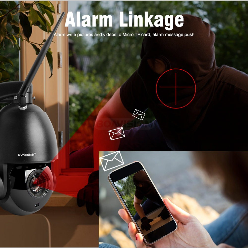 08 Speed Dome IP Camera