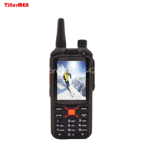 Original Upgrade F22 F22 Plus Android Smart Outdoor Rugged Phone Walkie Talkie Zello PTT 3G Network