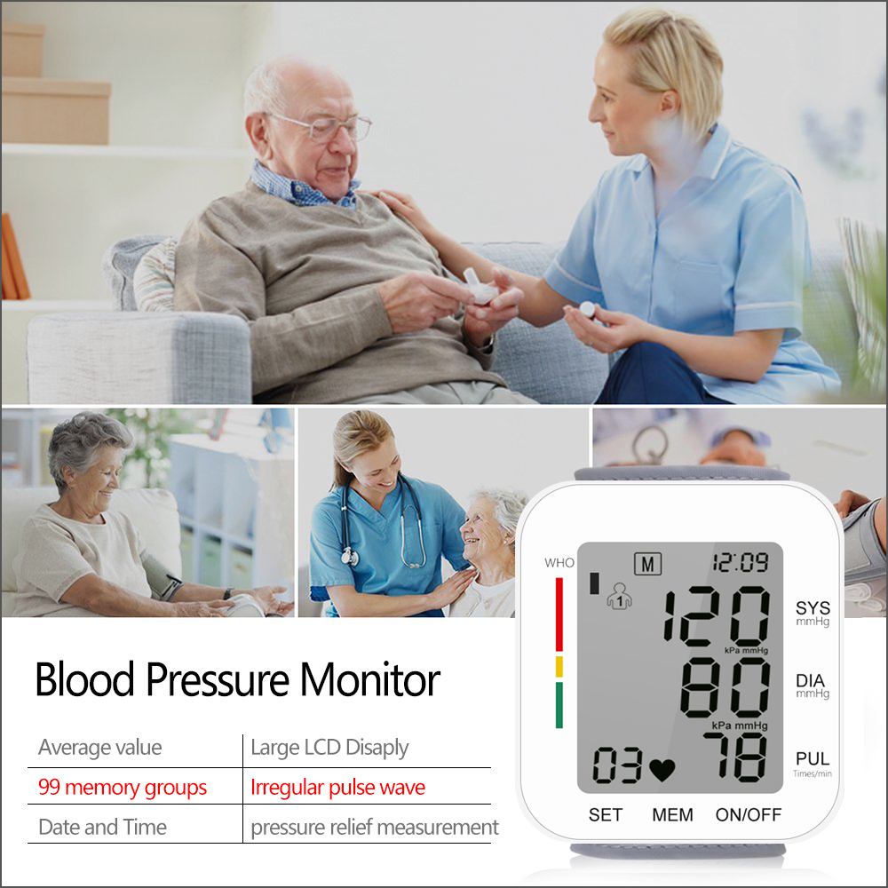 blood pressure monitor RZ204-5