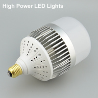 LED Bulb 230V 220V E27 SMD 2835 18W 36W 50W 80W 100W 150W LED Light Warm Cold White LED Lamp For Home Factories, Warehouses
