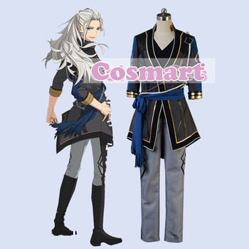 [Customize]Anime Ensemble Stars New Team Adam Figure Ran Nagisa SJ Uniform Halloween Cosplay costumes for Adult free ship