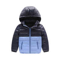 New 2019 Children Winter Jacket Baby Girl Winter Coat Kids Warm Hooded Fashion Casual Down Coats for Boys Teenage 4 10 Years
