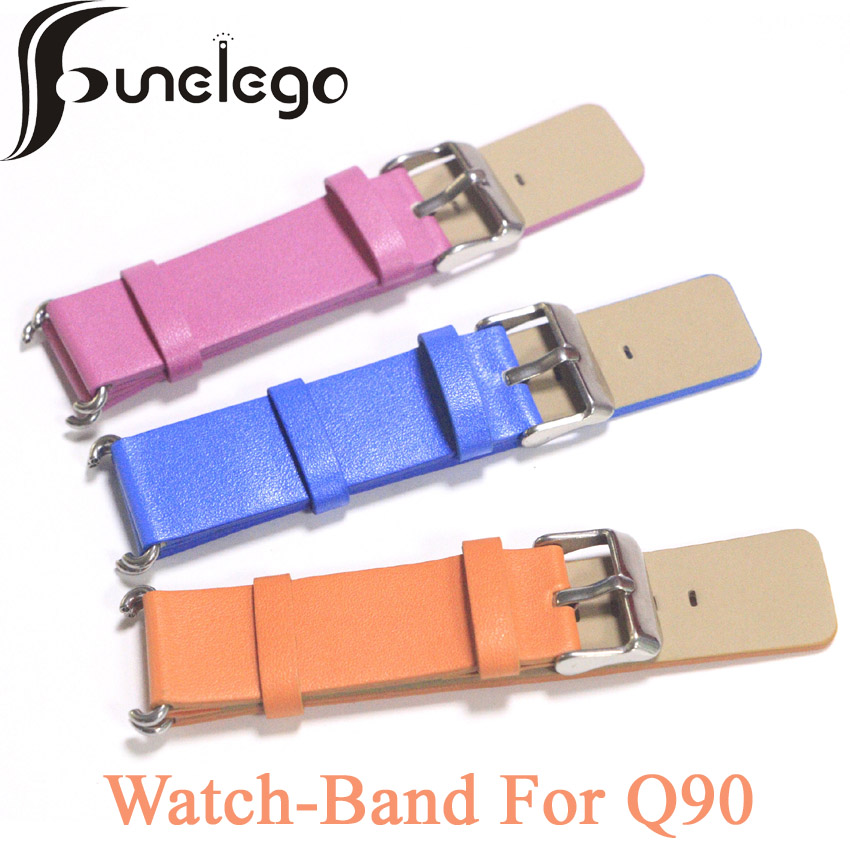 Funelego Baby Smart Watch Accessories For Q90 Smart Watch Strap For kids Chlidren Watch Band 18mm недорого