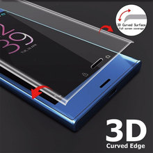 3D Curved Protective Film For SONY Xperia XA2 Tempered Glass On Xperia XA2 Ultra X A2 XA 2 XA2Ultra Full Cover Screen Protector