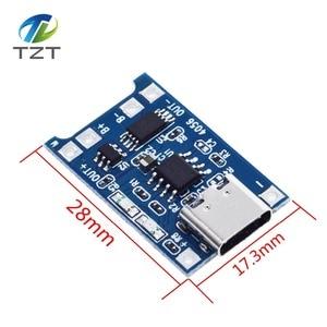 Image 4 - 10 adet mikro USB 5V 1A 18650 TP4056 lityum pil şarj cihazı modülü şarj kurulu koruma ile çift fonksiyonları 1A Li ion