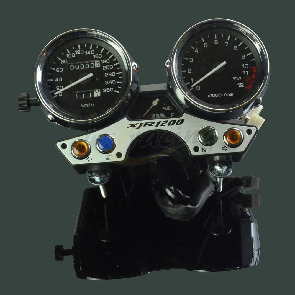 Motorcycle 260 Tachometer Odometer Instrument Speedometer Gauge Cluster Meter For YAMAHA XJR 1200 XJR1200 94-97 94 95 96 97