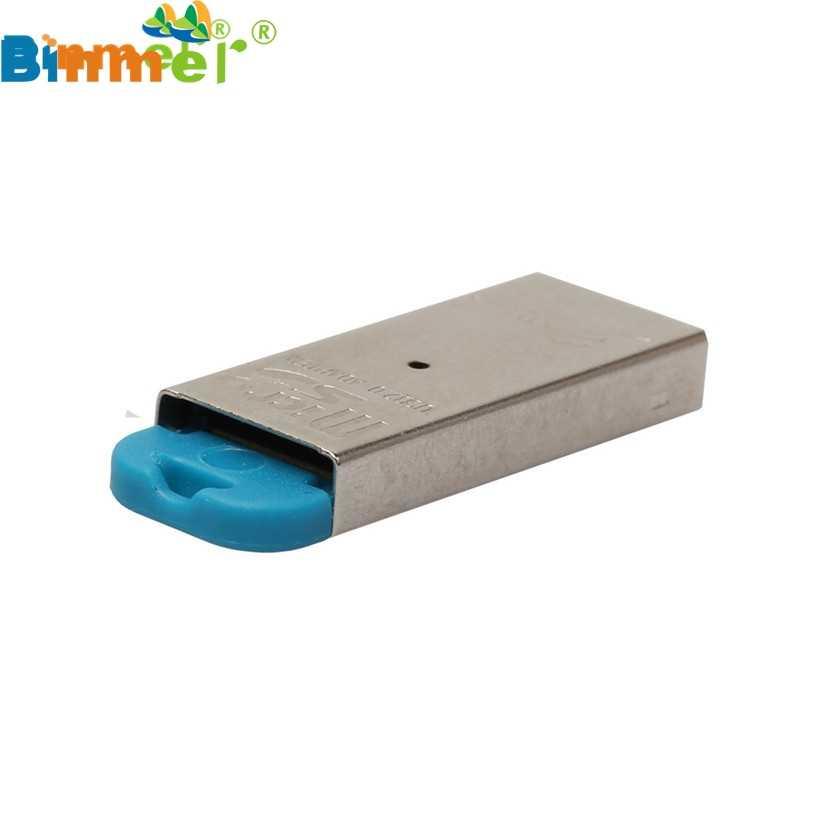 Cena fabryczna gorąca sprzedaży wysokiej prędkości Mini USB 2.0 Micro SD TF T-Flash czytnik kart pamięci Drop Shipping hurtownie