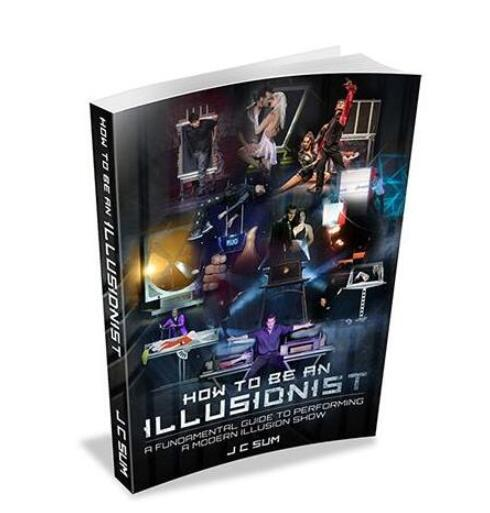 How To Be An Illusionist By JC Sum - Magic Tricks