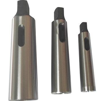 1pcs morse adapter mt1 to mt2 to mt3 to mt4 to mt5sleeve morse cone reduce drill sleeve morse tapper shank 3pcs Mayitr Morse Taper Adapter MT1 to MT2 MT2 to MT3 MT3 to MT4 Reducing Drill Chuck Sleeve For Drilling Machine