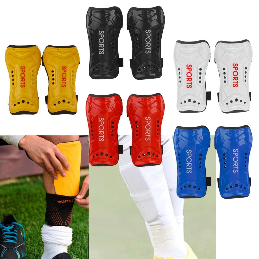 Профессиональный 2x Мягкий свет Футбол Shin Pad гвардии Спорт ног протектор для детей и взрослых Grappling карате стопы хвостовик ногу протекторы
