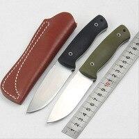Hohe Qualität Jagdmesser D2 Gerade Messer G10 Griff Taschenmesser Outdoor Camping Überleben Werkzeuge Taktische Utility EDC Messer