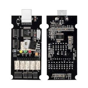 Image 2 - Op com V1.65 V1.78 V1.99 مع PIC18F458 FTDI op com OBD2 أداة تشخيص السيارات لأوبل OPCOM CAN BUS V1.7 يمكن فلاش تحديث