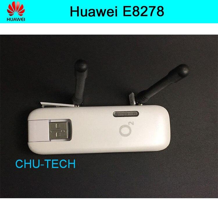 Original unlocked HUAWEI E8278 E8278S-602 with 2pcs antenna  4G 150Mbps LTE Cat4 WiFi Dongle 4G USB modemOriginal unlocked HUAWEI E8278 E8278S-602 with 2pcs antenna  4G 150Mbps LTE Cat4 WiFi Dongle 4G USB modem