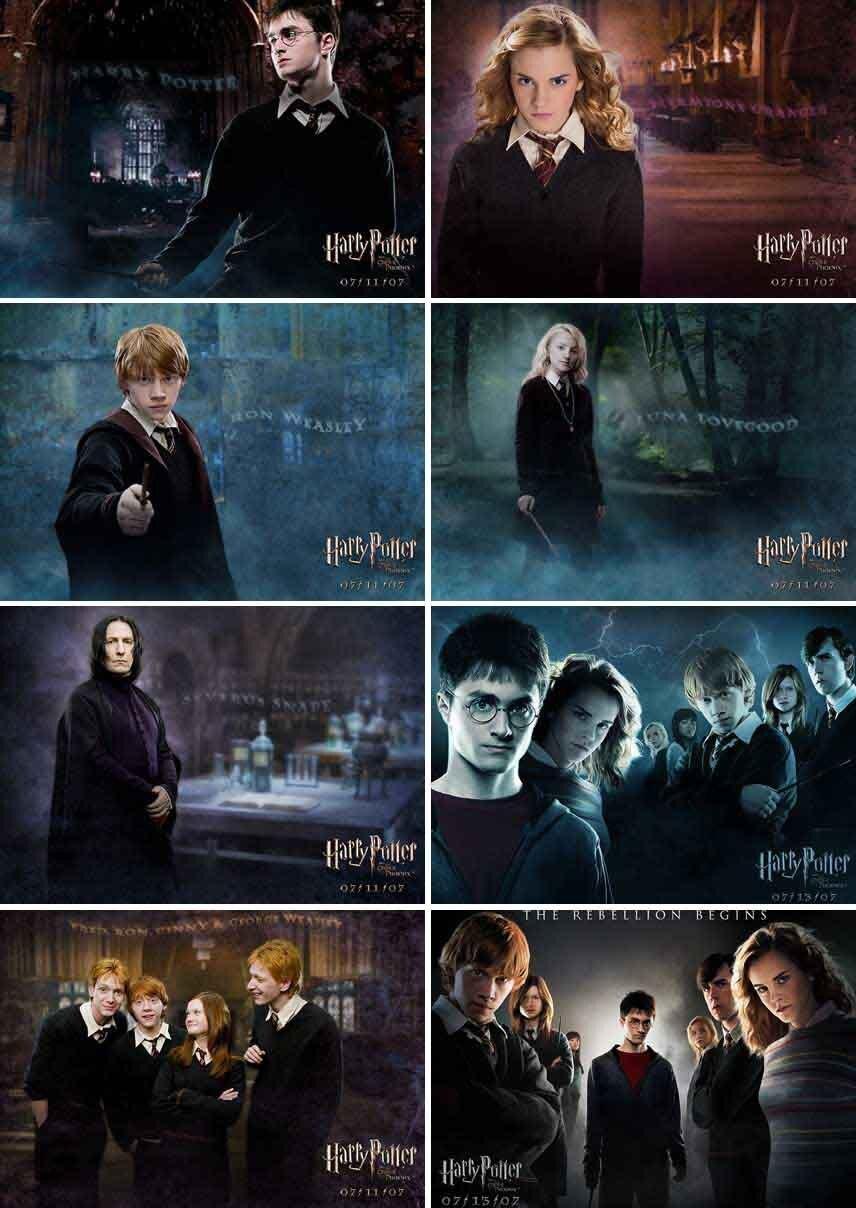 открытки гарри Поттера и в заказать