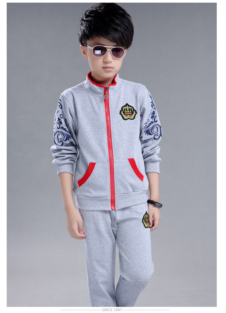 baby-girl-boy-clothes-Kids-Boys-spring-new-sports-leisure-suit-children-two-piece-children-sweater-1