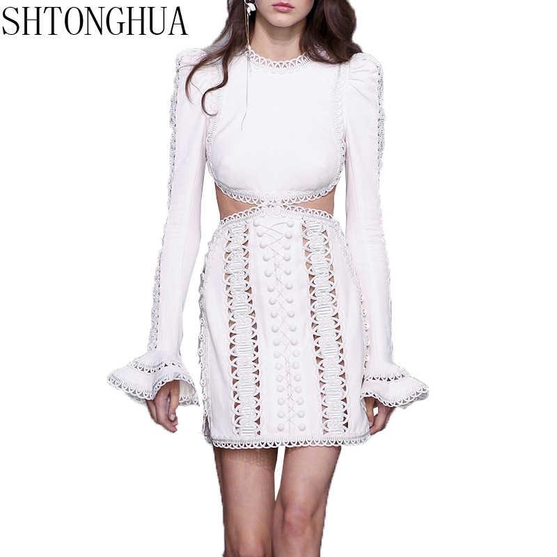 19a86a8e63 Detail Feedback Questions about New designer runway dress women's ...