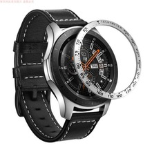 Smart Watch Frame Cover For Samsung Galaxy 42MM/46MM Bezel Ring Protect Case  Anti Scratch Metal Sticker Replacement