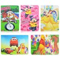 "3D Cute Mickey & Minnie Cartoon Universal Leather Flip Folio Cover Case For 7""  IOS Android Tablet PC"