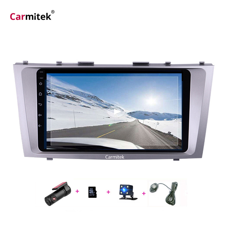 10 inch Android Camery DVD gps Navigation System Touch screen 2din For Toyota Camry vx 40 50 2006 2007 2008 2009 2010 2011