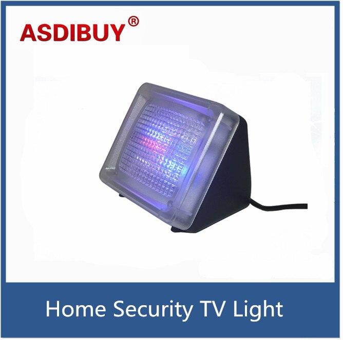 Anti-theft TV Video Surveillance Motion sensor lights Fake simulator TV house protection light 3502080 canemu anti theft simulator