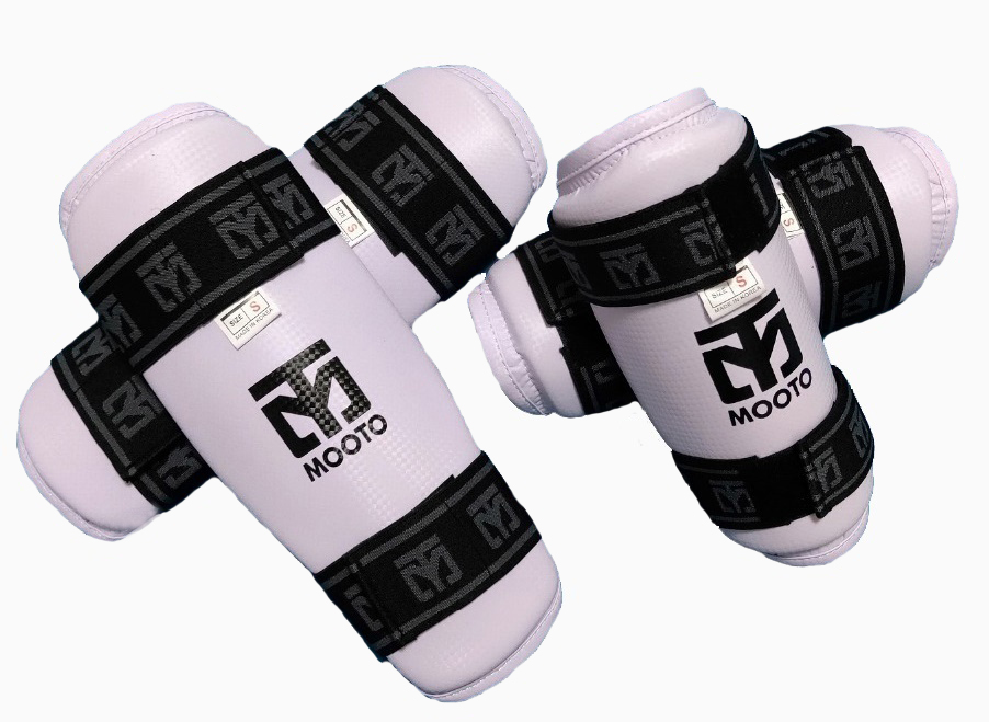 Taekwondo Boxing Protector Martial Art Shin & Arm Guard Karate Gear WTF CE  Comfortable Absorb Sweat 4 piece Fight Winner