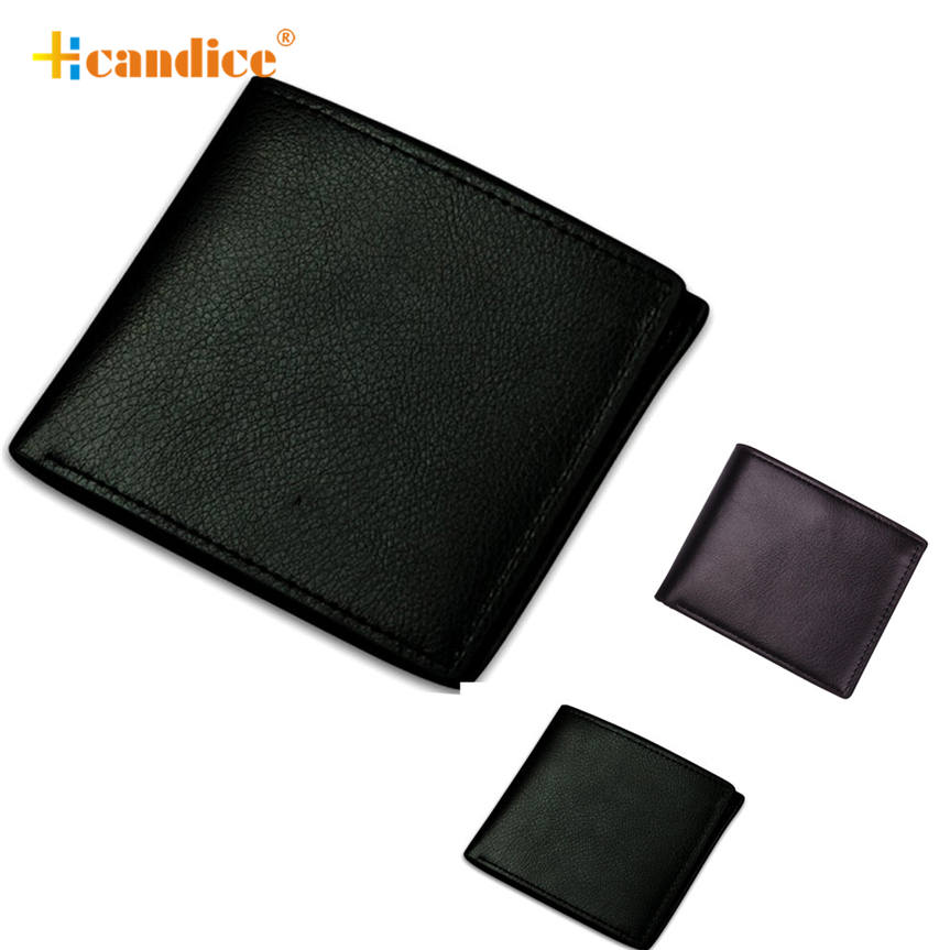 цена  Best Gift Men Wallet Leather Credit Card Photo Holder Billfold Purse Business Clutch  jun3  онлайн в 2017 году