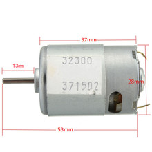New high-quality DC3-12V high torque motor super high speed