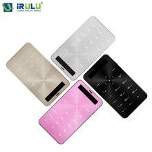 Original GTSTAR Mini GSM Karte Telefon JANUS EINE S5 Bluetooth kleinen Mobilen 1500 mAh Berühren Taste MP3 FM Aktualisierung Version 24 + 32 Mt