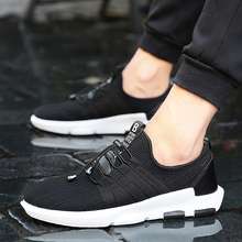 Mens Shoes 2018 Men Casual Fashion Summer Breathable Mesh Upper  Light Male Footwear 5