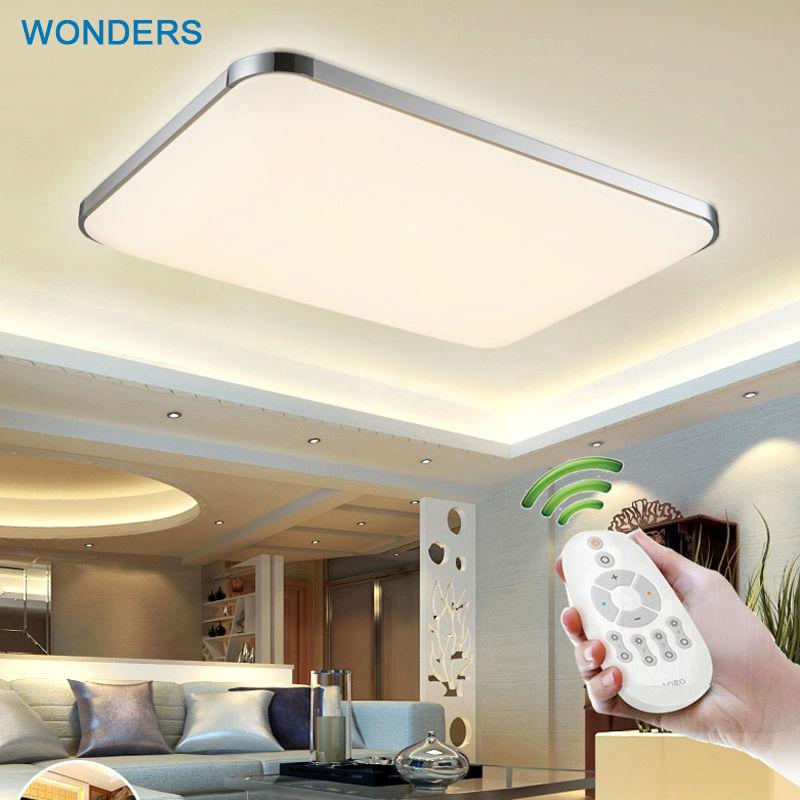 Beliebte Vertraglich Deckenleuchten Innenbeleuchtung Led Luminaria Abajur Moderne Wohnzimmer Schlafzimmer RcChina