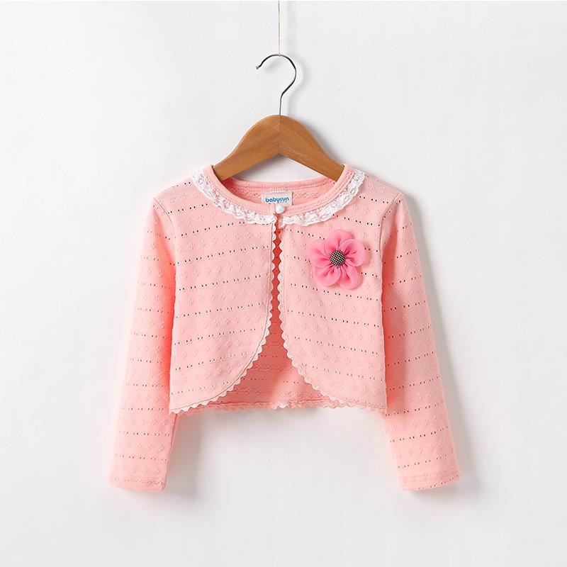 Baby Girls BOSBOOS Little Baby Girls Long Sleeve Cotton