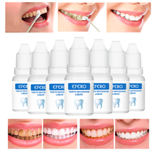 EFERO Dental Bleaching Tools White Teeth System Whitening Water Essence Whitener Oral Serum