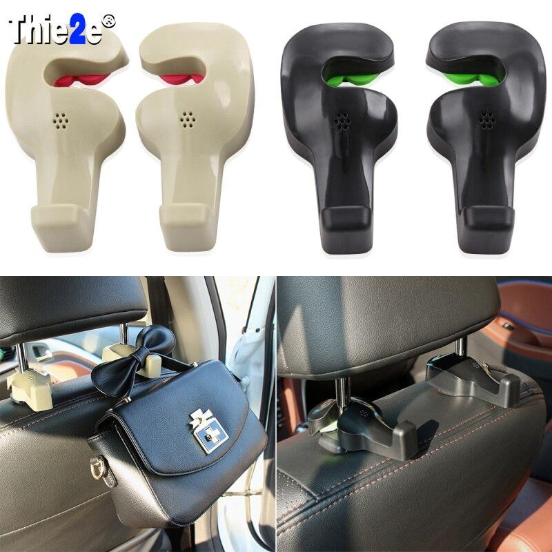 Car Shopping Bag Holder Seat Hook Hanger For SAET loen lbiza VW Golf 4 5 6 7 Tiguan Ford Focus Chevrolet Captiva Trax