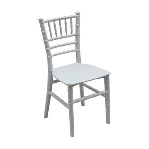 Warmfeel Integral Molded Plastic Chiavari Chair Children