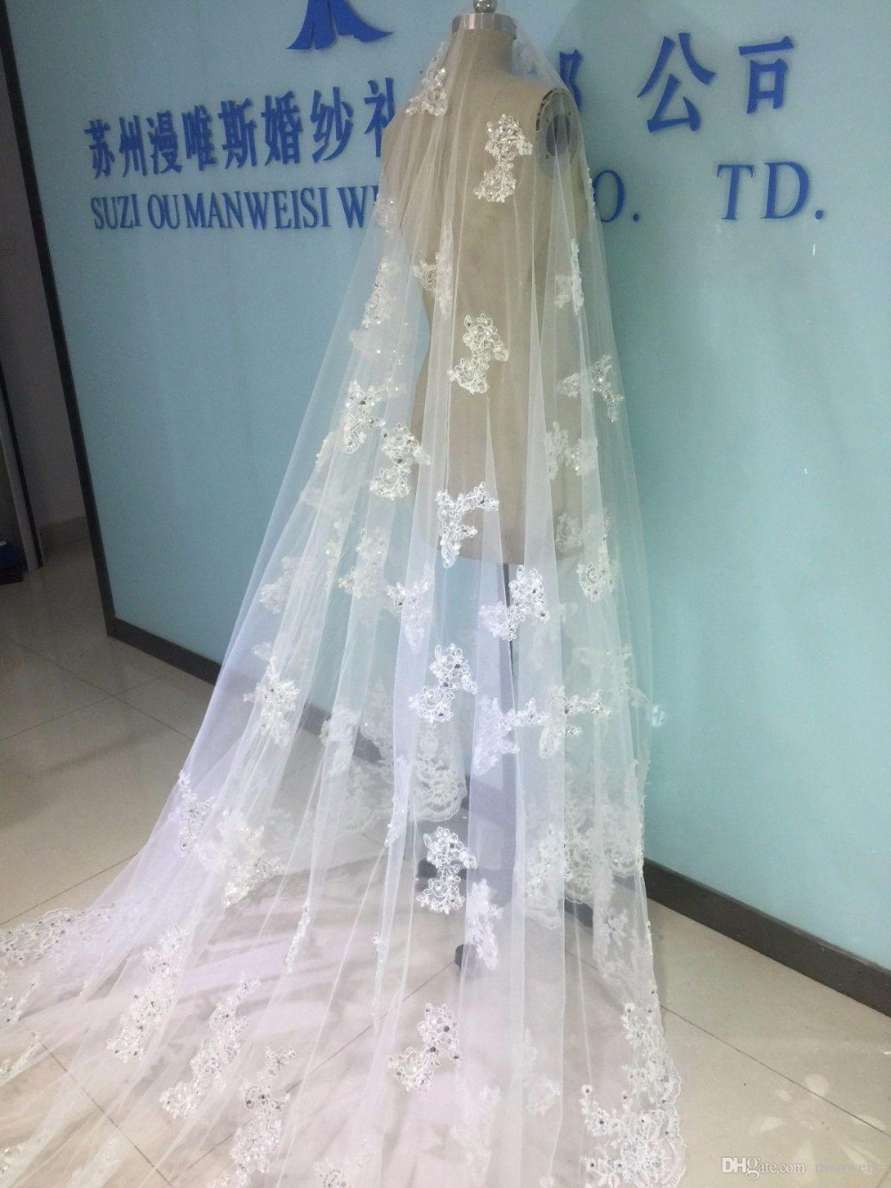luxury-bridal-wedding-veils-cathedral-length-with-free-comb-5-m-long-white-ivory-lace-applique-veil (3)