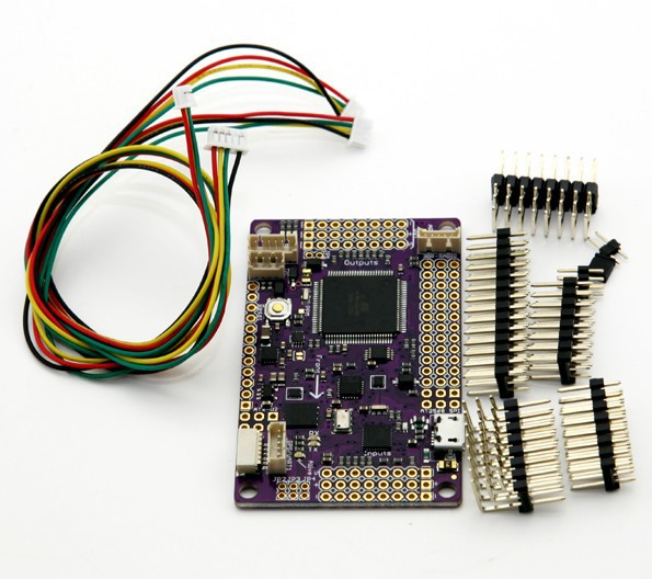 HK free shipping+APM2.5 APM Flight Controller Board For Multicopter APM2.0 ARDUPILOT MEGA 2.5.2