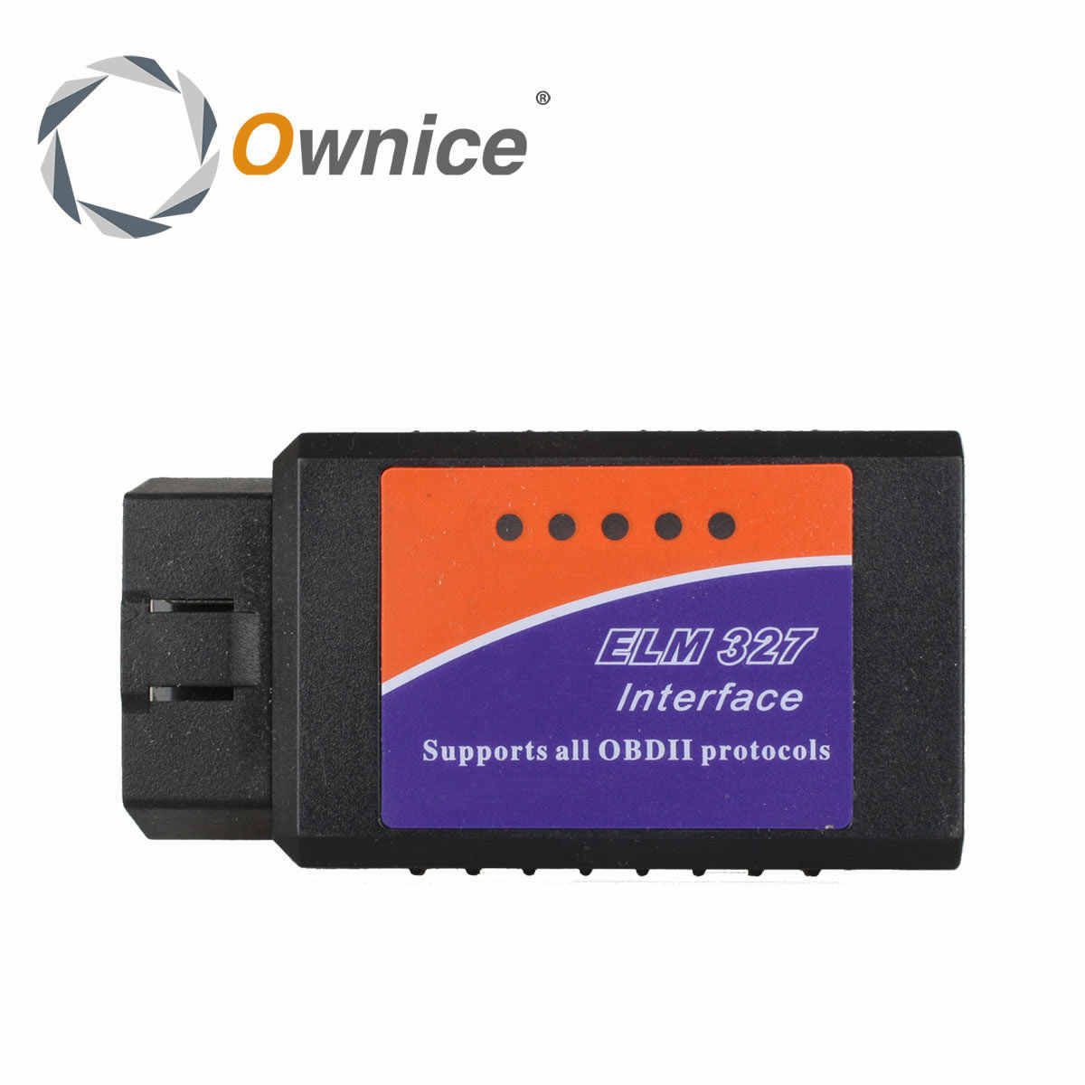 Alleen voor Ownice Auto DVD Draadloze ELM327 Bluetooth OBD ll On-Board Diagnostic System