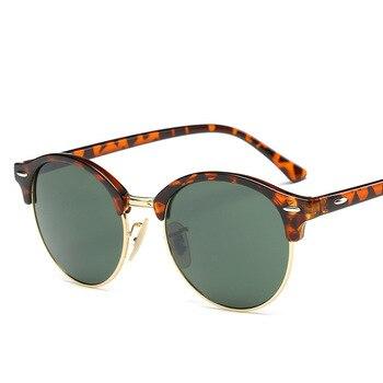 DCM Hot Sunglasses Women Popular Brand Designer Retro Men Summer Style Sun Glasses 12
