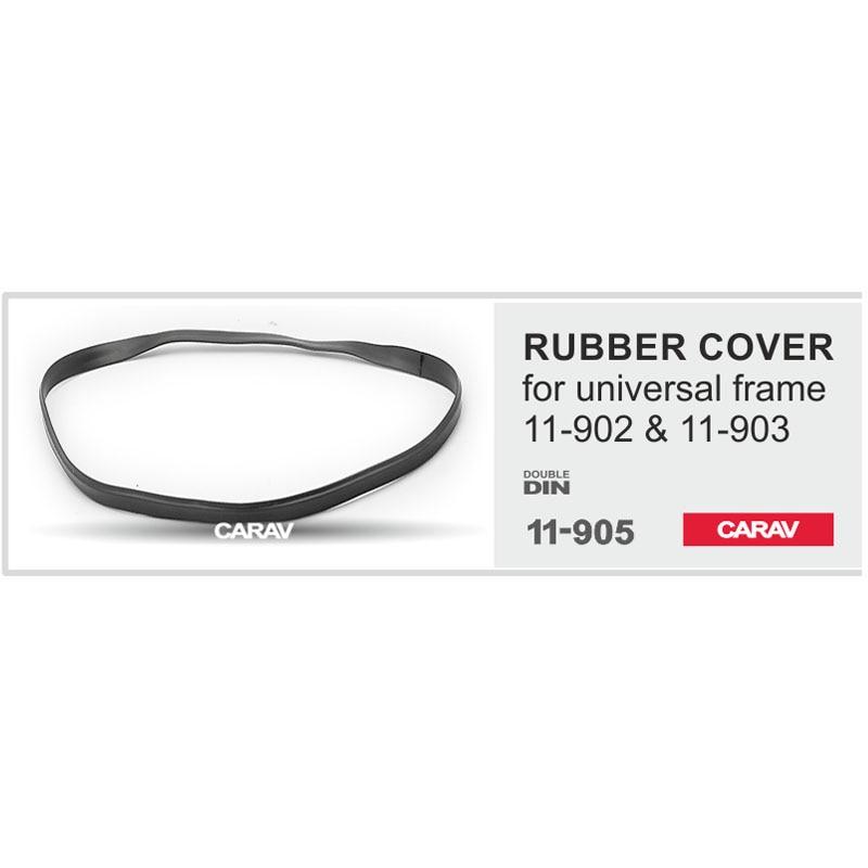 CARAV11 905Car Radio Fascia Panel for Rubber Cover for