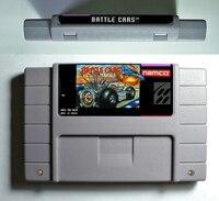 Battle Cars Action Game Cartridge 16 Bit 46 Pin USA Version