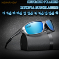 2019 Топ моды на заказ близорукость минус по рецепту поляризованные линзы спортивные модные солнцезащитные очки цветное зеркальное покрытие...