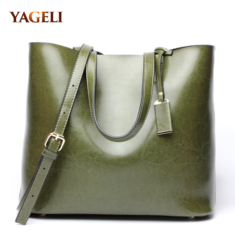 100% genuine leather women's handbags luxury handbags women bags designer famous brands tote bag high quality shoulder bags 2018 soft genuine leather bags handbags women famous brands platband large designer handbags high quality brown office tote bag