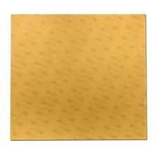 Энергичный 3D-принтеры 165/203/220/235/254/310/406/508 мм PEI 3d сборки с печатной поверхностью с лентой 3M Полиэфиримид Ultem лист 1 мм
