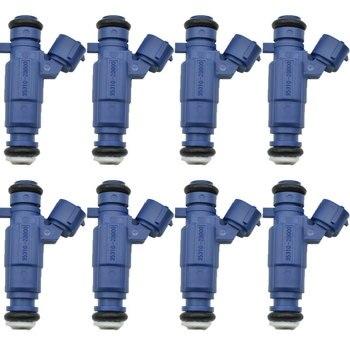 8PS/LOT Fuel Injector For Hyundai i20 i30 Kia Soul 1.6L Cee'D 1.4 35310-2B000 353102B000