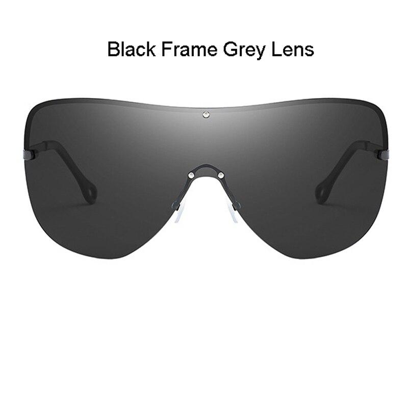 Black Frame Grey