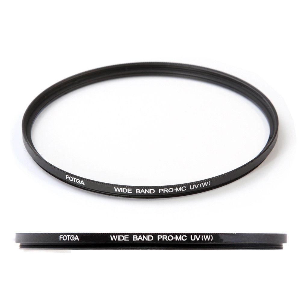 FOTGA 52mm Filtro de lentes de protección UV Ultra Slim MC - Cámara y foto - foto 2