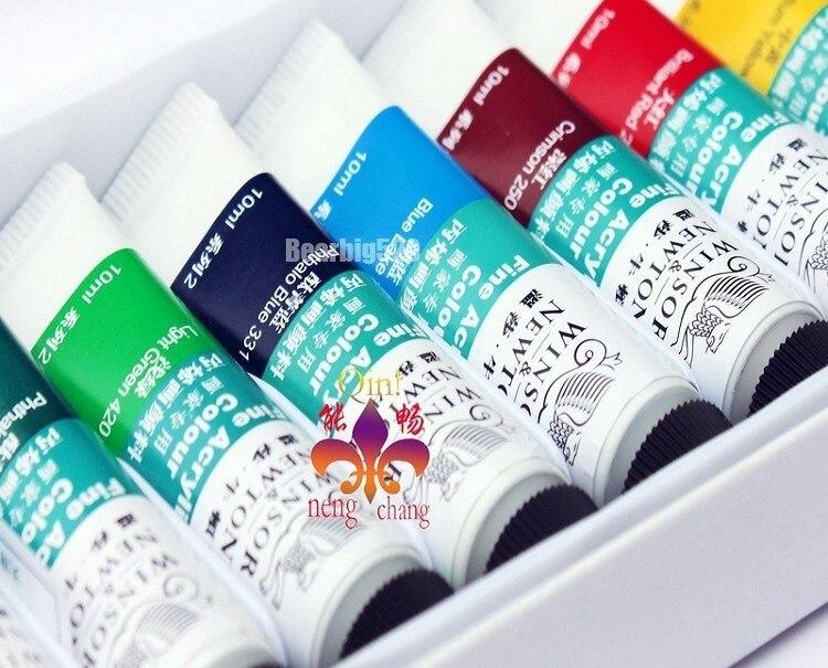 tubo pigmento desenhar pintura pontilhar ferramenta para