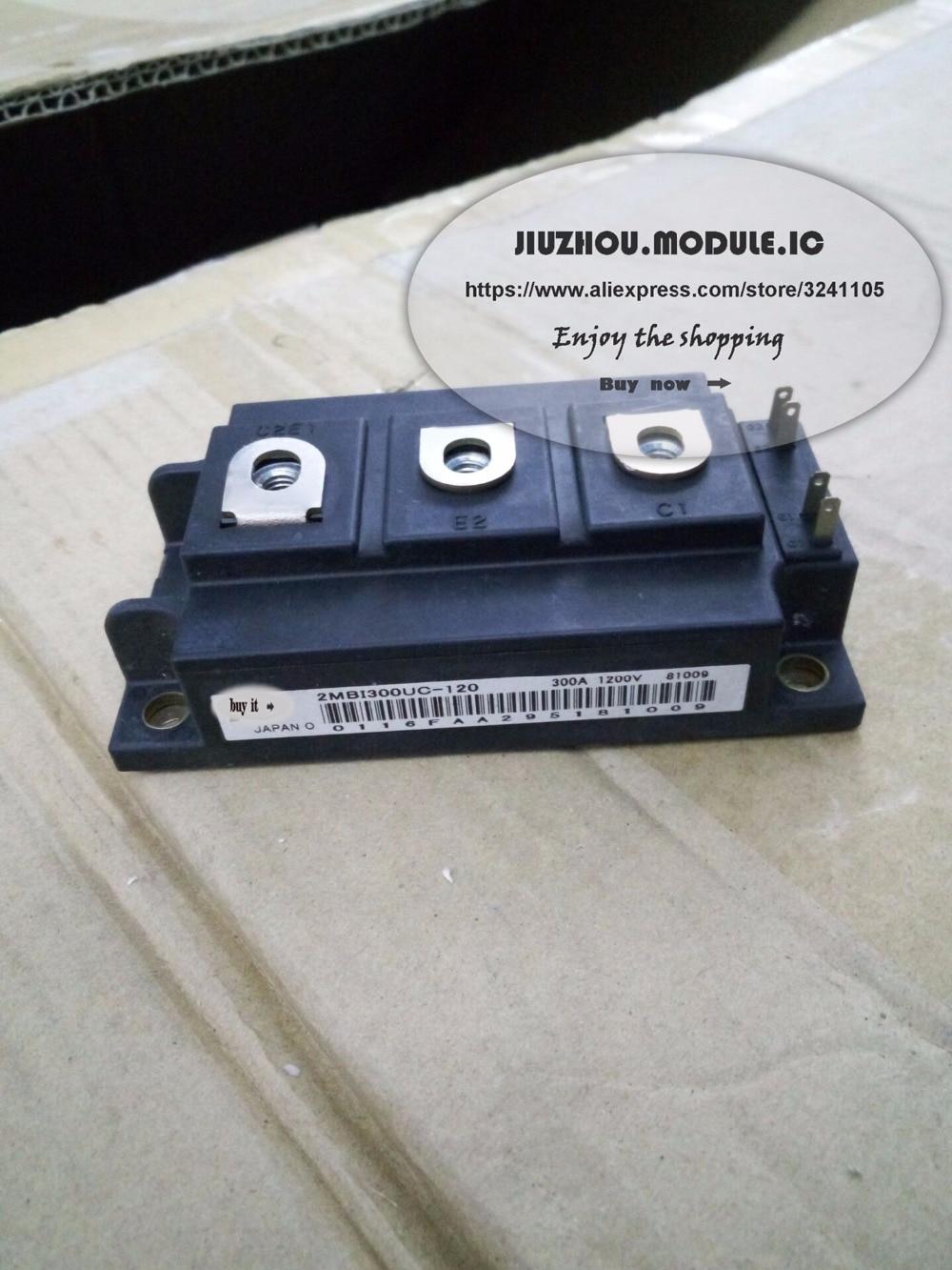 Free shipping NEW 2MBI300UC-120 MODULE
