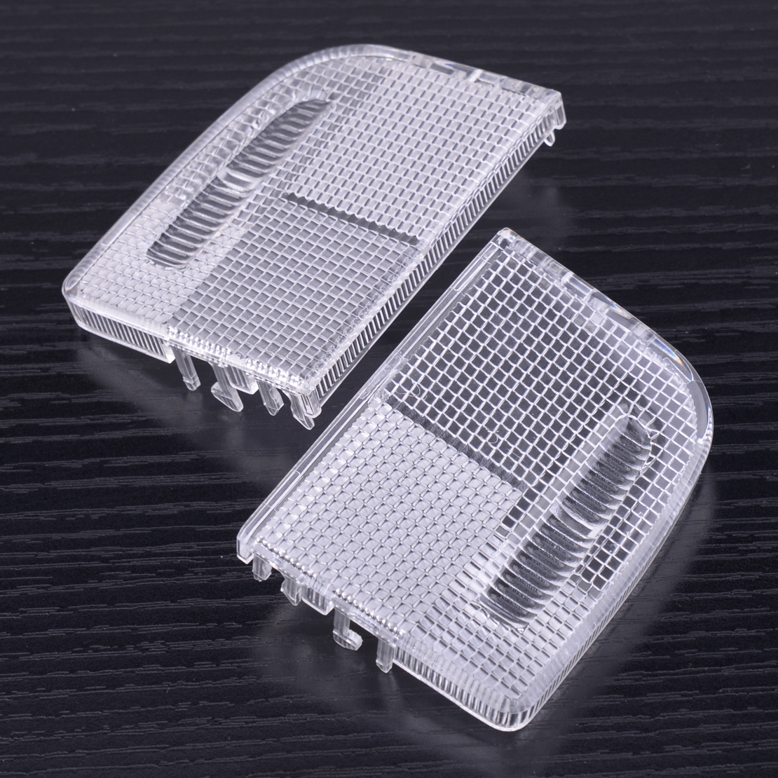 beler 2pcs Right Left Interior Roof Map Light Lens Reading Lamp 34401-SDA-A21 34402-SDA-A21 for TSX Accord Civic CRV Crosstour