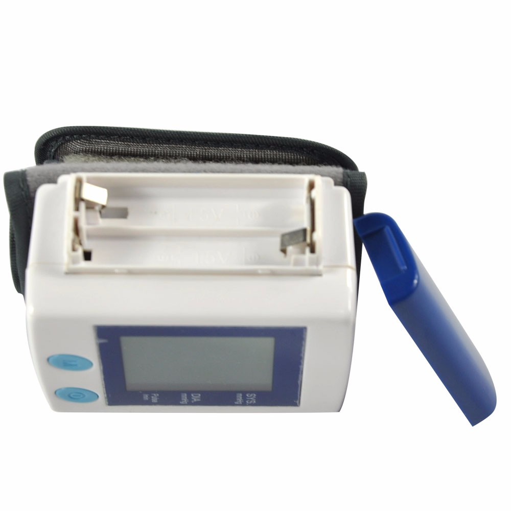 Health Care Automatic Digital Wrist Blood Pressure Monitor Meter Cuff Blood Pressure Measurement Health Monitor Sphygmomanometer (8)